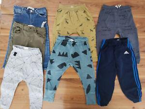 Zara Adidas boys 2-3 years joggers jeans bundle