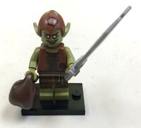 Genuine LEGO Minifigure Goblin - Complete - from Series 13 - col199