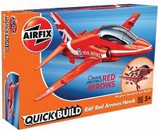 AIRFIX Quickbuild Aircraft Red Arrows Hawk Aircraft Model Kit J6018