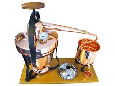 """Destille, 2,5 Liter, Modell """"Tradition"""" mit Thermometer und Aromakorb"""