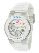 Casio Baby-G White World Time Ladies Watch BGA-116-7B