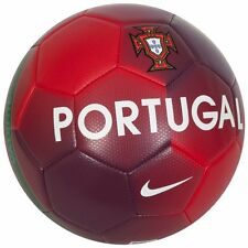 Nike Portugal Prestige Football, Size-5 ( Red & Green)