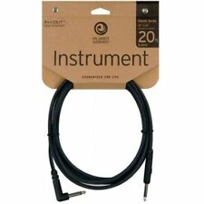 Planet Waves PWCGTRA20 Classic Right Angle 20' Guitar Cable