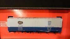 """Train Miniature HO Vintage BAR """"Maine Potatoes"""" Wood Reefer Kit, NIB"""