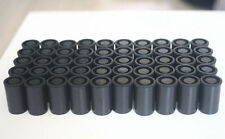 50Pcs Empty black bottle 35mm film cans canisters containers Aj10