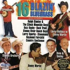 CD de musique country bluegrass compilation