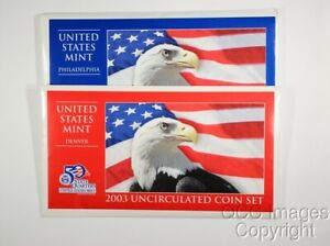 2003 US Mint Set / Nice Original Packaging / No stickers or writing