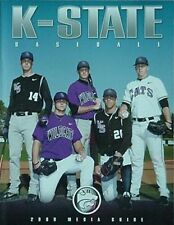 2008 KANSAS STATE WILDCATS BASEBALL MEDIA GUIDE