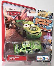 Disney Pixar Cars Shiny Wax No. 82 Radiator Springs Classic Series TRU Rare 2012