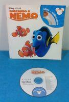 LIBRO AUDIOCUENTO DISNEY LIBRO + CD - BUSCANDO A NEMO