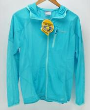 Columbia Women's Insect Blocker Mosquito Mesh Hooded Jacket, S/L Blue - $90 NWT!
