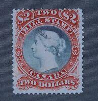 *Kengo* Canada revenue stamp Van Dam #FB35 MNG  CV$475 @204