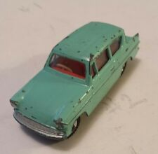 "RARE MECCANO DINKY TOY ""FORD ANGLIA"" ORIGINAL TIRES & PAINT - NICE"