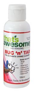 Safe Bug Tar and Tree Sap Remover Australian Made 135ml