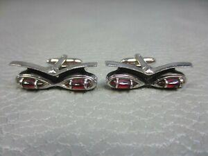 1959 CHEVROLET CHEVY IMPALA Cat Eye Rear Tail Light Taillight cuff links