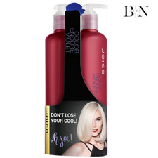 JOICO Colour Endure Violet Toning Shampoo & Conditioner 500ml DUO For blondes