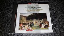 Johann Sebastian Bach - Cantatas No 147 CD David Willcocks EMI Eminence