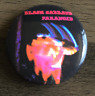 BLACK SABBATH Paranoid BUTTON BADGE UK Heavy Metal Rock Band - Ozzy 25mm Pin