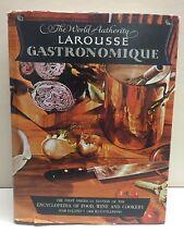 Larousse Gastronomique Prosper Montagne Hardcover 1961 Crown Punlishers
