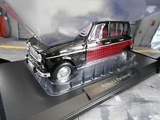 Renault 4 ancienne version 1964 chrome Grill parisienne Black & Red 185242 NOREV 1:18