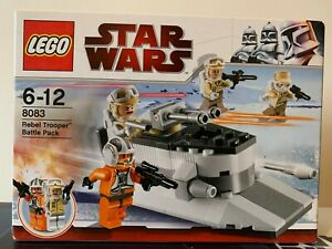 Lego Star Wars Rebel Trooper Battle Pack 8083