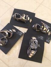 Lot Fashion Rings From Target NWT
