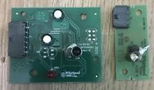 Refrigerator Ice Optics controls part #W10898445 And W10870822