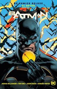 CMES Mexican Edition in Spanish - DC Comics Deluxe: Batman/Flash El Botón