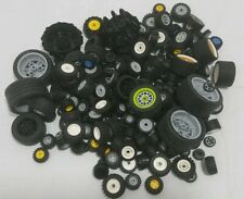 1.5 lbs of Lego Parts & Pieces WHEELS ONLY, Sold in Bulk by the Pound