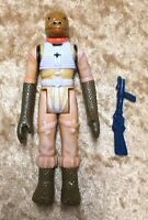 1980 STAR WARS Vintage Bossk Action Figure Hong Kong Bounty Hunter Complete