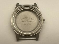 vintage hamilton military wristwatch jun 1976 u.s. gg-w-113 serial no.08716