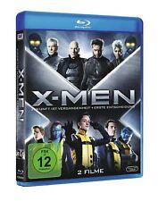 X-Men: Erste Entscheidung & Zukunft ist Vergangenheit [Blu-ray/NEU/OVP]
