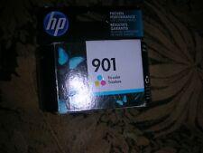 New Genuine HP 901 Tri-Color Ink Cartridge Sealed
