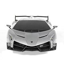 RW 1/24 Scale Lamborghini Veneno Car Radio Remote Control Sport Racing Car RC...