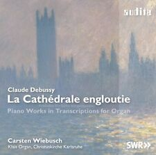Carsten Wiebusch - La Cathedrale Engloutie [New CD]