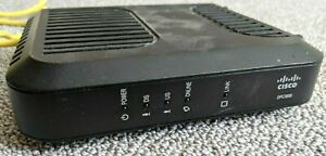 Cisco DPC3010 (4027668) Used Cable Router / Wifi / Internet - Used w/ Ethernet