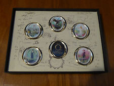 Disney Trading Pins 95439 DisneyStore.com - Oz The Great and Powerful Pin Set