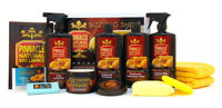 Pinnacle Complete Detailing Wax & Cleaning Kit PIN-418