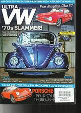 ULTRA VW MAGAZINE,  70s SLAMMER!     FEBRUARY, 2017  UK EDITION