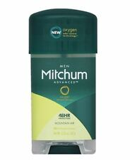 Mitchum Power Gel Anti-Perspirant - Deodorant Mountain Air 2.25 oz (Pack of 3)