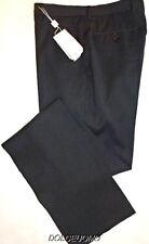 NEW $600 men GIORGIO ARMANI COLLEZIONI 32 W Dress Pants 4 seasons CHARCOAL a12