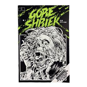 Gore Shriek #1 (1986, FantaCo Enterprises)