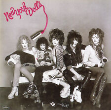 NEW YORK DOLLS (1973) ALBUM COVER POSTER 24 X 24 Inches