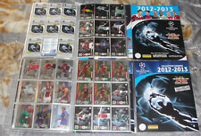 Adrenalyn CL 2012-2013 Nordic edition complete set 492 Cards + all 63 LE cards