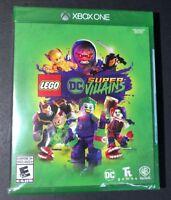 LEGO DC Super Villains (XBOX ONE) NEW