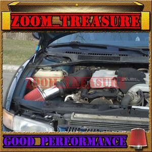 RED 1993-2004 DODGE INTREPID EAGLE CONCORDE 300M LHS 2.7/3.2/3.3/3.5 AIR INTAKE