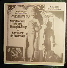 Virginia Mayo: She's Working Her Way Through College-She's Back On Broadway (LP)
