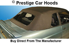 Ford Escort Cabriolet MK5 Car Hood Hoods Soft Top Tops Roof Roofs Mohair Fabric