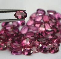 1087B princess facettiert pink 3x3mm 1x Turmalin
