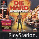 Die Hard Trilogy 2: Viva Las Vegas (Sony PlayStation 1, 2000) VGC FREE POSTAGE